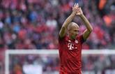 Foot: le Néerlandais Arjen Robben met un terme à sa carrière