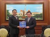 Hô Chi Minh-Ville et les EAU recèlent de nombreux potentiels de coopération