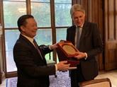 Vietnam et Royaume-Uni ont un fort potentiel de coopération financière