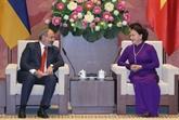 Le Vietnam et l'Arménie veulent promouvoir leur coopération économique