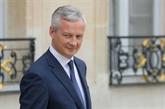 Direction du FMI: Bruno Le Maire veut un