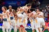 Euro de basket: l'Espagne contre la France en finale