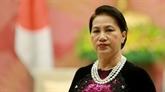 La visite en Chine de la présidente de l'AN contribuera à la confiance politique bilatérale