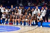 Euro de basket: les Bleues étaient très loin de l'or