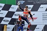 MotoGP: À Marquez la bonne affaire en Allemagne, à Quartararo la déception