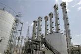 Les États-Unis menacent l'Iran de