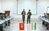 Maintien de la paix de l'ONU: exercice conjoint VINBAX-2019 entre le Vietnam et l'Inde