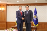 Vietnam et République de Corée renforcent leur coopération sécuritaire