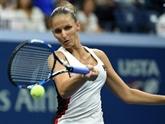 Wimbledon: Pliskova s'arrête en huitième, Barty assurée de rester N°1 mondiale