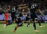Le Mexique remporte une nouvelle fois la Gold Cup