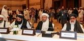 Poursuite du dialogue politique sur l'avenir de l'Afghanistan à Doha