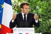 Macron lance de nouveaux