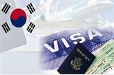 R. de Corée: nouvelles politiques de visa à l'intention des citoyens vietnamiens