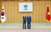 Vietnam et R. de Corée poursuivent leur coopération dans la lutte contre la criminalité