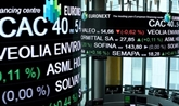 La Bourse de Paris suspendue (+0,14%) à la Fed