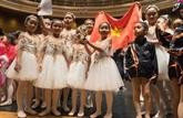 Un ballet d'enfants du Vietnam se distingue à l'Asia Art Festival 2019