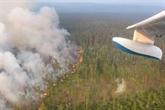 Feux de forêt: Poutine envoie l'armée en Sibérie