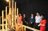 Inauguration d'une maison d'exposition sonore à Dak Nông