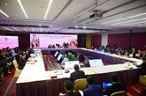 Le Vietnam participe à plusieurs conférences en Thaïlande