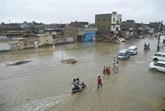 Pakistan: la mousson fait au moins 12 morts à Karachi