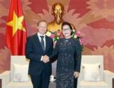 Promotion des relations entre le Vietnam et l'Union européenne