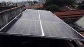 Soutien allemand au développement des énergies solaires