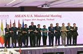 Le Vietnam souligne l'importance des relations ASEAN - États-Unis
