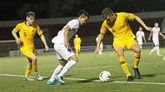 Championnat de football U18 d'Asie du Sud-Est: l'Australie bat le Vietnam 4-1
