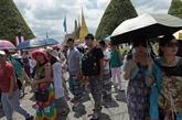 La Thaïlande souhaite attirer plus de touristes d'Asie du Sud-Est