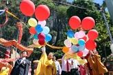 La fête Vu Lan - Ngu Hành Son 2019 à Dà Nang