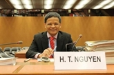 Le Vietnam présente sa vision du droit international