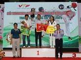 Tournoi international de taekwondo Hông Bang à Dà Nang