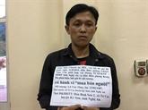 Un homme arrêté à Nghê An pour trafic de femmes vers l'étranger