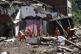 Le typhon Lekima provoque des marées de tempête sur les côtes orientales de Chine