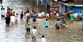 Inde: les inondations font 115 morts en trois jours dans l'Ouest du pays
