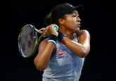 WTA: Osaka N°1 mondiale, les Françaises en déroute