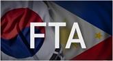 Libre-échange: 3e cycle de négociations entre République de Corée et Philippines