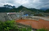 La centrale hydroélectrique de Lai Châu classé ouvrage national important
