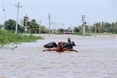 Un million de déplacés, 184 morts dans des inondations