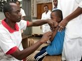 Les cas de rougeole dans le monde ont triplé depuis janvier, selon l'OMS