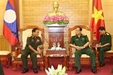 Les armées vietnamienne et laotienne renforcent la coopération