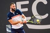 Tennis: Paire le chanceux, Monfils le gaspilleur