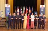 Célébration du 52e anniversaire de la fondation de l'ASEAN en Australie