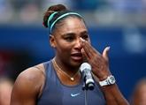 Tennis: Serena Williams jette l'éponge, retours réussis pour Djokovic et Federer, à Cincinnati