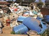 Colloque sur la gestion des déchets solides urbains et l'économie circulaire