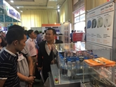 Industrie auxiliaire: deux expositions internationales ouvrent ses portes à Hanoï