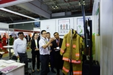 Des équipements anti-incendie présentés à Hô Chi Minh-Ville