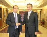 Le Vietnam et Singapour vont intensifier leur partenariat stratégique