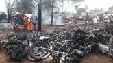 Tanzanie: le bilan de l'explosion d'un camion-citerne s'alourdit à 85 morts