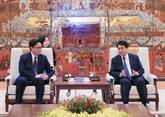 Hanoï continuera à contribuer au renforcement des relations Vietnam - Cambodge